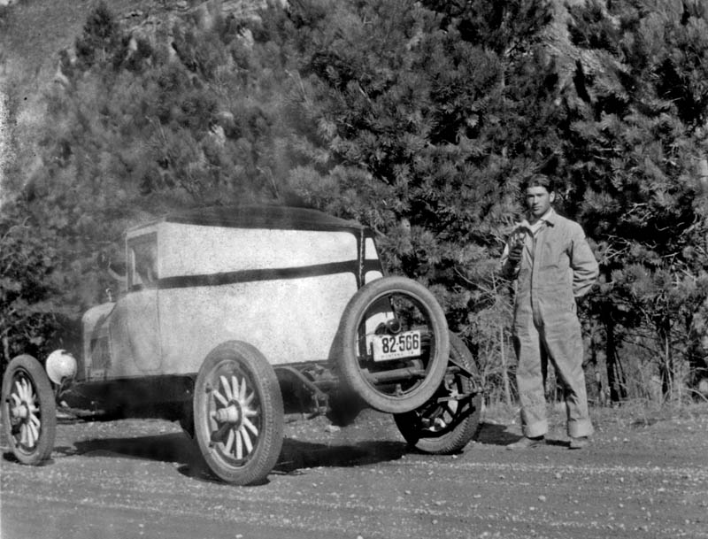 1929 Bill with the Bug in the Blackhills.jpg