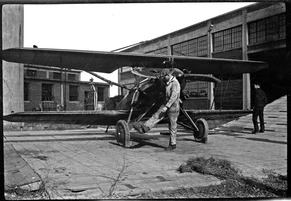 Arrow Aircraft Lincoln, Nebraska 1929.jpg